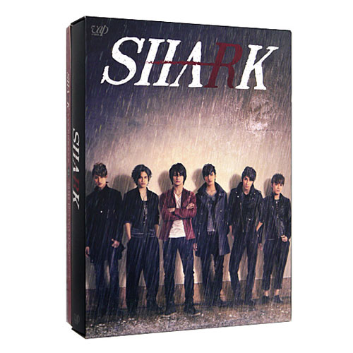 あす楽 中古 SHARK DVD-BOX ラッピング無料 豪華版 驚きの値段 初回限定生産 コンビニ受取 C 即納 VPBX-10982 郵便局受取対応