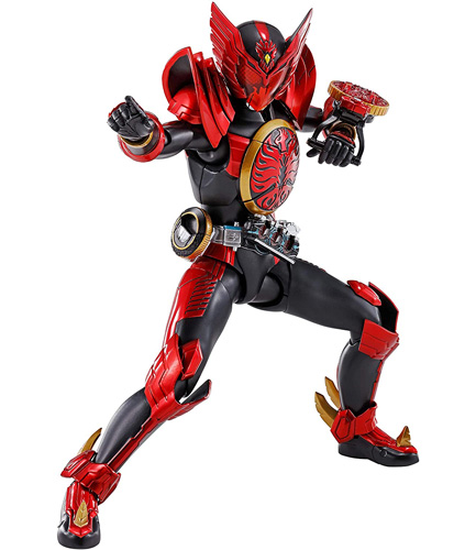 S.H.Figuarts 真骨彫製法 仮面ライダーオーズ タジャドル コンボ◆新品Sa【即納】【コンビニ受取/郵便局受取対応】