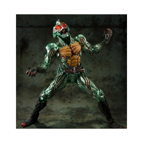 S.I.C. 仮面ライダーアマゾンオメガ◆新品Ss【即納】【コンビニ受取/郵便局受取対応】