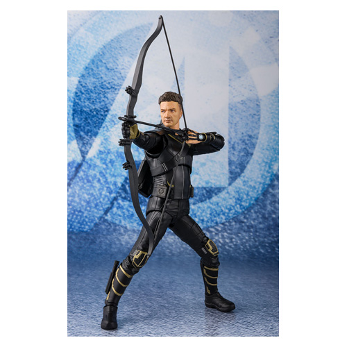 S.H.Figuarts ホークアイ(アベンジャーズ/エンドゲーム)◆新品Ss【即納】【コンビニ受取/郵便局受取対応】