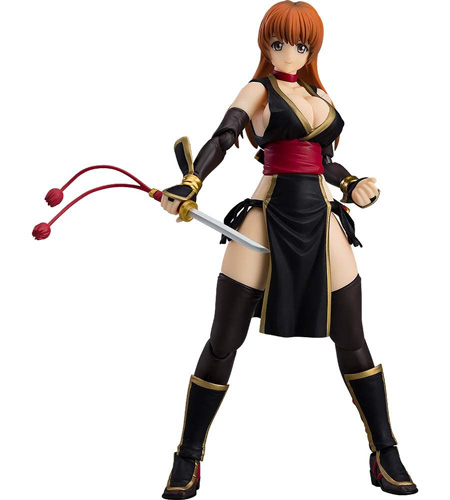 figma No.382b 霞 C2黒ver. DEAD OR ALIVE◆新品Ss【即納】【コンビニ受取/郵便局受取対応】