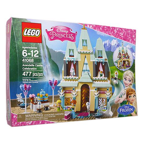 レゴ ディズニープリンセス アナとエルサのアレンデール城 41068/並行輸入品/◆新品Sa【即納】