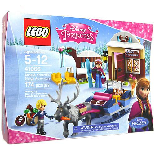 レゴ ディズニー アナとクリストフのアドベンチャー 41066/並行輸入品/◆新品Ss【即納】
