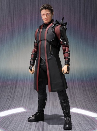 S.H.Figuarts ホークアイ アベンジャーズ/エイジ・オブ・ウルトロン◆新品Ss【即納】【コンビニ受取/郵便局受取対応】