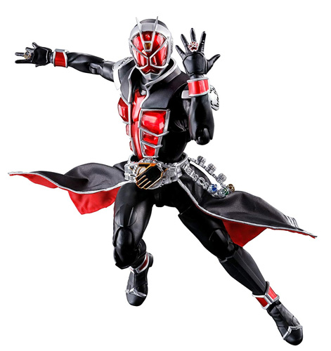 S.H.Figuarts 真骨彫製法 仮面ライダーウィザード フレイムスタイル◆新品Ss【即納】【コンビニ受取/郵便局受取対応】