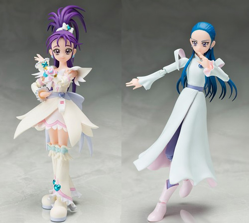 S.H.Figuarts キュアイーグレット&薫セット ふたりはプリキュアSplash☆Star◆新品Ss【即納】【コンビニ受取/郵便局受取対応】