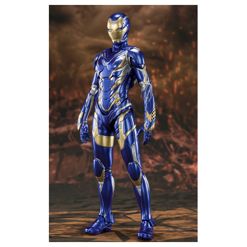 S.H.Figuarts マーベルズ・レスキュー(アベンジャーズ/エンドゲーム)◆新品Ss【即納】【コンビニ受取/郵便局受取対応】