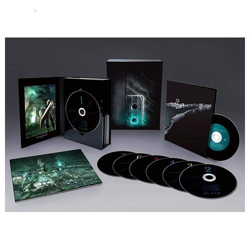 【中古】FINAL FANTASY VII REMAKE Original Soundtrack Special edit version(初回)◆B【即納】【コンビニ受取/郵便局受取対応】