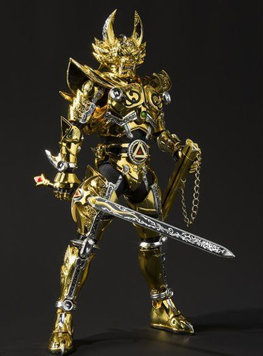 S.H.Figuarts 真骨彫製法 黄金騎士ガロ(冴島鋼牙)◆新品Ss【即納】【コンビニ受取/郵便局受取対応】