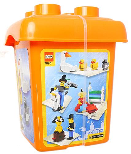 LEGO レゴ アンデルセンのバケツ 7870◆新品Ss【即納】