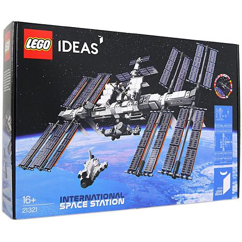 LEGO レゴ アイデア 国際宇宙ステーション 21321◆新品Ss【即納】