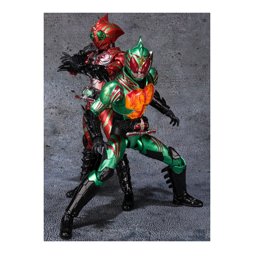 S.H.Figuarts 仮面ライダーアマゾンズ 最後ノ審判セット◆新品Ss【即納】【コンビニ受取/郵便局受取対応】