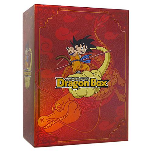 【中古】DRAGON BALL DVD BOX DRAGON BOX/PCBC-50482/予約特典付◎C【即納】【コンビニ受取/郵便局受取対応】