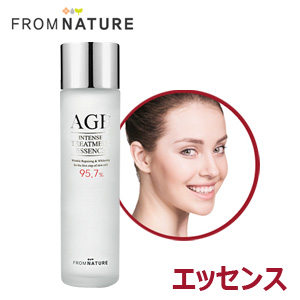 """""""FROMNATURE-from nature' age treatment essence (essence and lotion) (wrinkle & whitening effect) 02P11Apr15"""