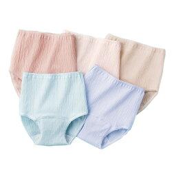 ※お取り寄せ商品です 3L~5L 日本製 心地よくフィットする安心ショーツ 同サイズ5色組 超激安特価 p17800尿漏れ対策ショーツ パンツ レディース パープル シニア 婦人 ブルー ミセス ブランド品 ベージュ ピンク 介護用品