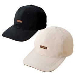 ※お取り寄せ商品です 春夏 お洒落 HEAD 折りたためるキャップ 2色組 綿100% 大決算セール 折り畳み帽子 メンズ 紳士 オリーブ シンプル 携帯キャップ シニア カジュアル ネイビー ベージュ p14785 ブラック