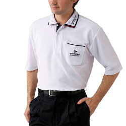春夏 公式ショップ メンズ ポロシャツ ※お取り寄せ商品です ダンロップ 同サイズ3色組 シニア p11550 5分袖ポロシャツ モータースポーツ 信託