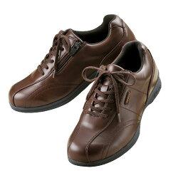 ※お取り寄せ商品です【ケイパ 紳士ウォーキングシューズ(全2色) メンズ スニーカー 紳士 シニア 靴 3E ワイズ ブラック ブラウン 黒 茶色 kaepa シックなデザイン】p17086