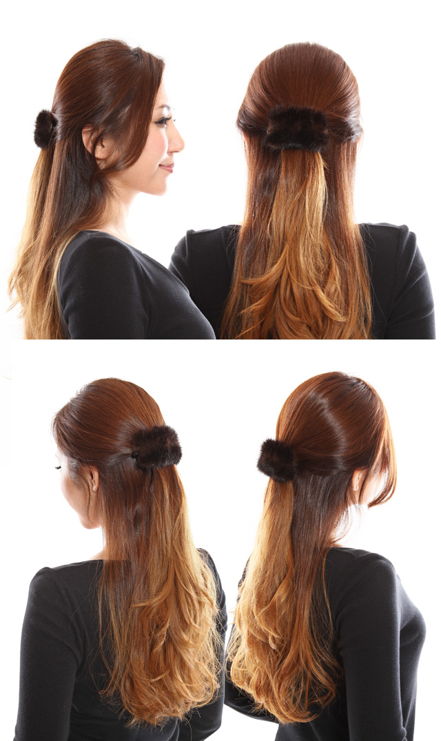 Bijinkoeido Beauty Hair Banana Clips Became More Manageable In