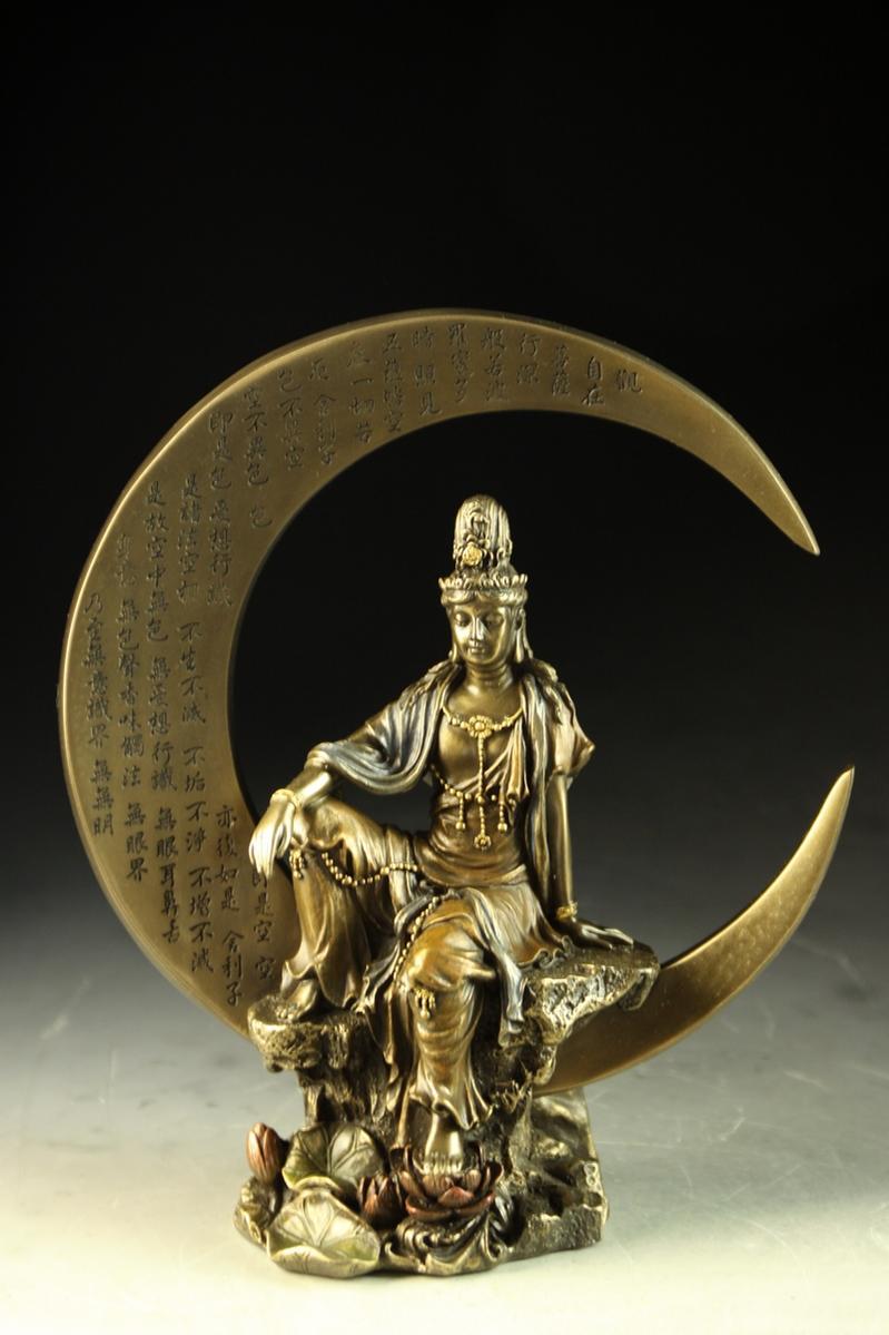 楽天市場】【送料無料】仏教美術 最上 光菩薩像薬 師三尊 仏像 ...
