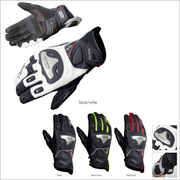 小峰 GK 170 钛运动皮革手套 06-170