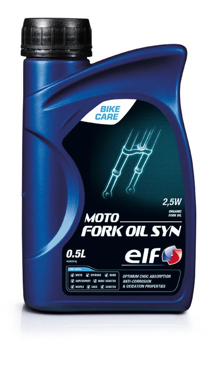 エルフ elf エルフ二輪用 フォークオイル MOTO 5W 35%OFF SYN FORK 新着セール OIL 0.5L
