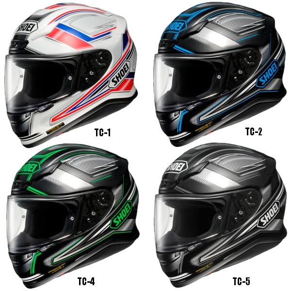 Z-7 DOMONACE 지 세븐 지배 풀 페이스 헬멧 SHOEI Z7