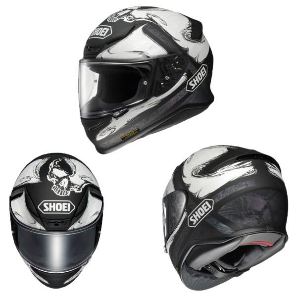 Z-7 ZEELE set seven Seele full face helmet SHOEI Z7