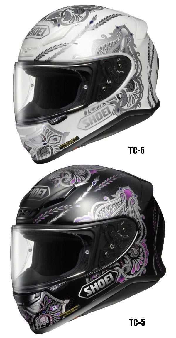Z-7 DUCHESS Dutchess full face helmets SHOEI Z7