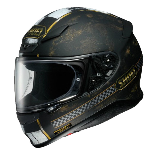 Z-7 TERMINUS terminus set seven full face helmet SHOEI Z7