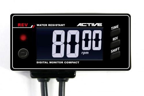 ACTIVE デジタルモニター コンパクト [レブ] アクティブ
