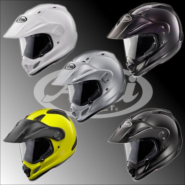 Arai TOUR-CROSS 3 オフロードヘルメット モトクロス アライ グラスホワイト/61-62