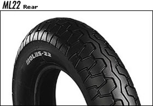 BRIDGESTONE ML22 SCS00331 4.50-12 브리지스톤 타이어 MOLAS