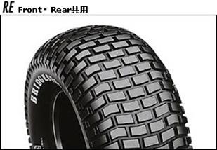 RE SCS00302 6.7-10 브리지 스톤 타이어 RECTANGLE