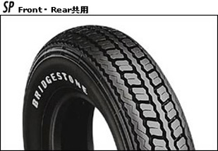 BRIDGESTONE SP SCS00061 3.50-8 브리지스톤 타이어 SAFETY SPEED