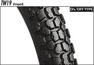 TW19 MCS01170 80/80-21 Bridgestone TRAIL WING