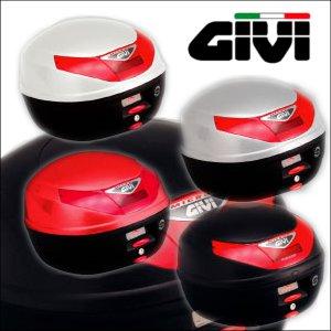GIVI モノロックケース E260 3カラー ストップランプ無し ジビ MONOLOCK CASE デイトナ