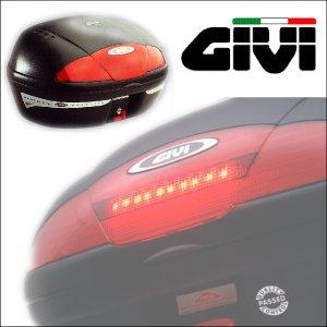 GIVI モノロックケース E450シリーズ ストップランプ無し ジビ MONOLOCK CASE デイトナ 68053