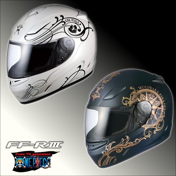 FF-R3 ONE PIECE 원피스 풀 페이스 헬멧 호주 케이 부토