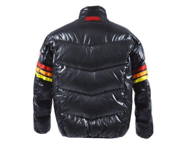 SIMPSON SAS-0159D 나일론 다운 재킷