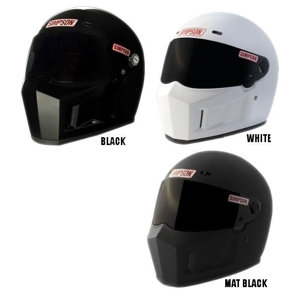 Full face helmets SUPER BANDIT13 Super Bandit 13 SIMPSON SB13