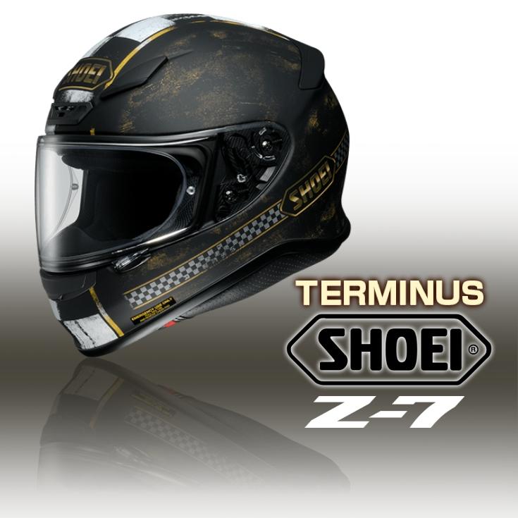 ショウエイ Z-7 TERMINUS ゼットセブン ターミナス フルフェイスヘルメット