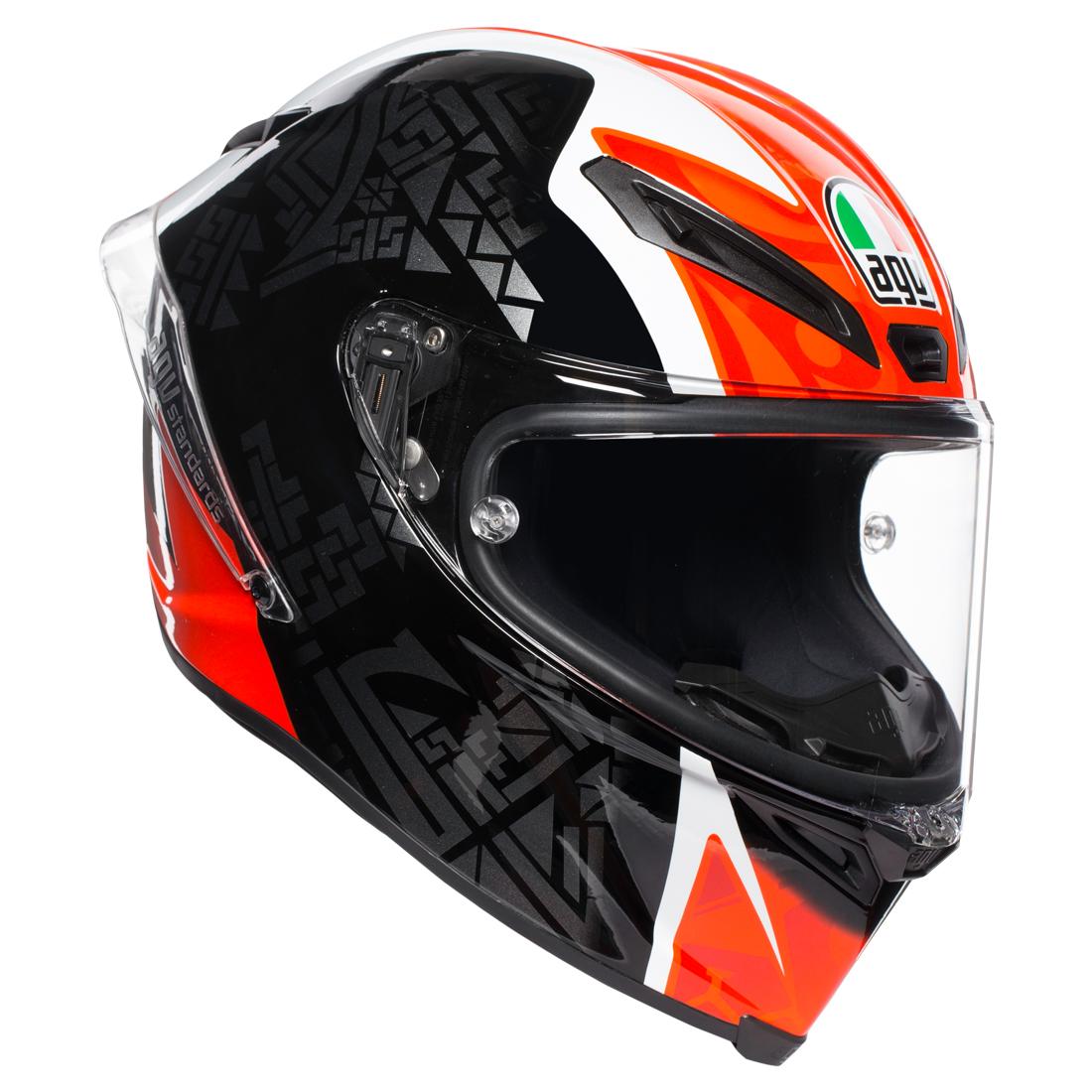 AGV フルフェイスヘルメット CORSA R 004-CASANOVA Lサイズ