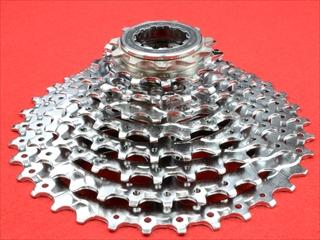 新品 上質 シマノ DEORE LX デオーレLX CS-M580 スプロケット 新作からSALEアイテム等お得な商品満載 9S B6 60 9速