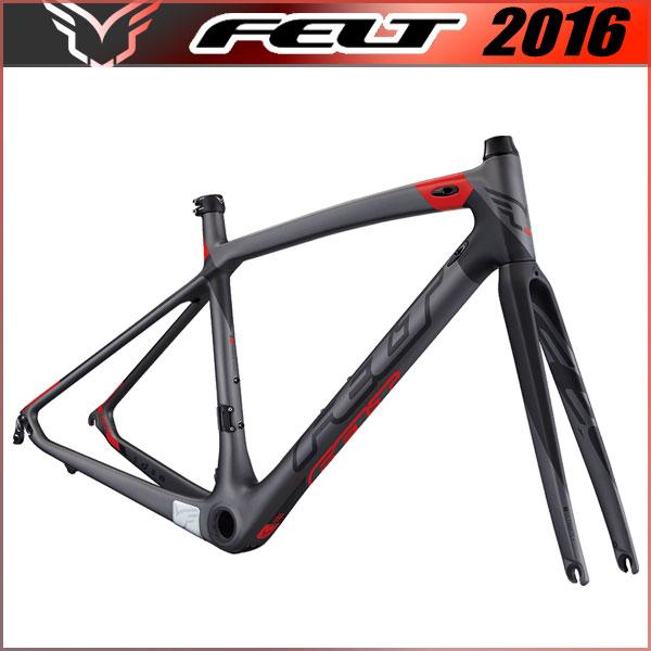 フェルト 2016 Frame Kit ZW1【ロードバイク/ROAD】【フレームセット】【女性用】【カーボン】【FELT】【2016年モデル】