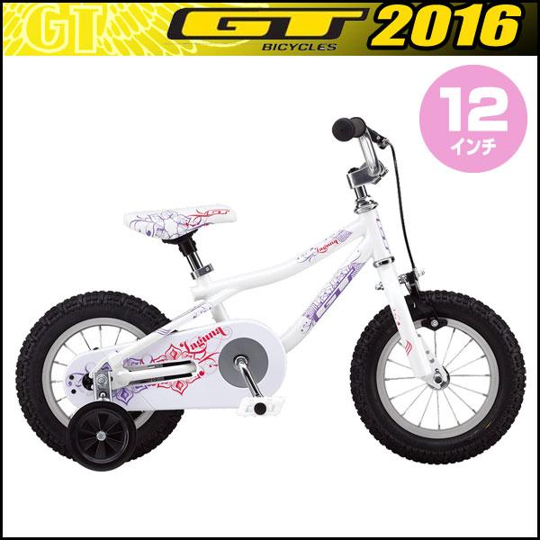 GT 2016 ラグナ 12/LAGUNA 12【キッズバイク/子供車】【12インチ/12inch】【スチール】【ジーティー】【2016年モデル】