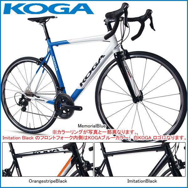 【1/1810:00開始!スマホエントリーでポイント10倍!】KOGA(コガ)2017年モデルA-LIMITED105/Aリミテッド105【ロードバイク】