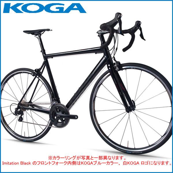 【4/110:00から開始!スマホエントリーでポイント10倍!】KOGA(コガ)2017年モデルA-LIMITED105/Aリミテッド105【ロードバイク】