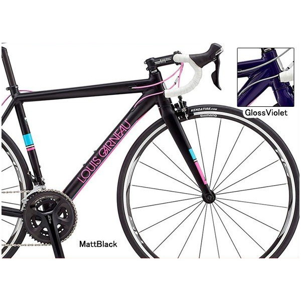 ルイガノ 2017年モデル WR 女性用 ロードバイク LOUIS GARNEAU 自転車