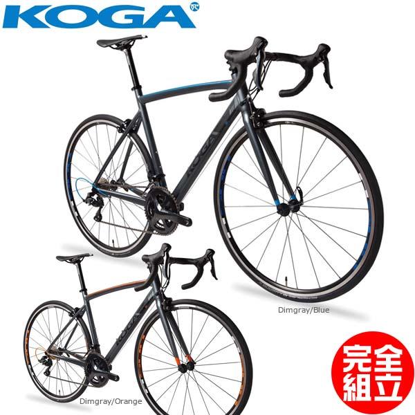 KOGA コガ 2018年モデル KIMERA AL SORA キメラALソラ ロードバイク